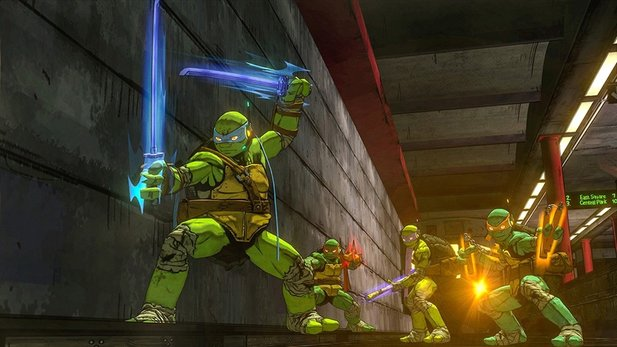 Teenage Mutant Ninja Turtles: Mutants in Manhattan erscheint am 24. Mai 2016 auf allen Systemen.