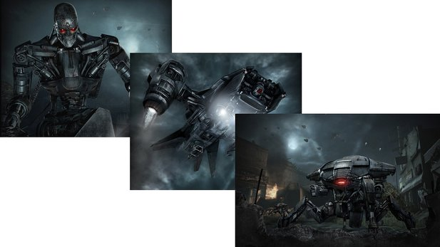 Terminator Salvation Wallpaper :