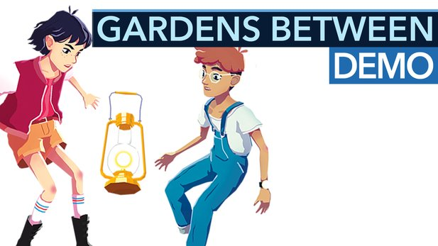 The Gardens Between - Demo-Gameplay: Minority Report im Vorgarten