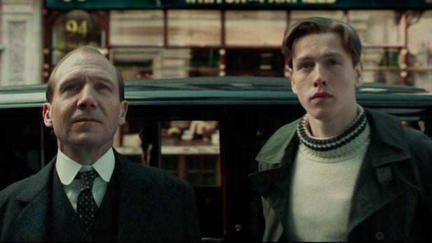 The King's Man - Trailer zum Prequel-Film mit Ralph Fiennes der Kingsman-Reihe