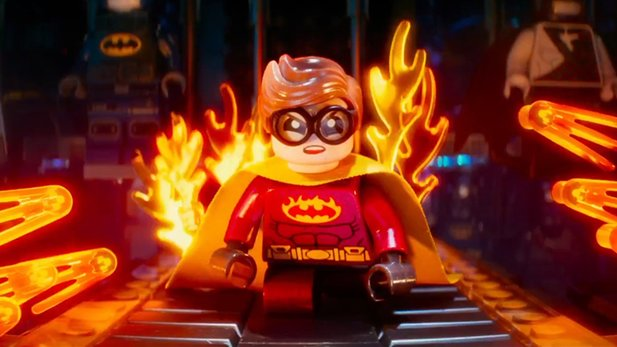 LEGO Batman Movie - Film-Trailer: Batman und Robin gegen den Joker