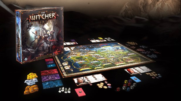 The Witcher Adventure Game erscheint als Brettspiel und in digitaler Form.