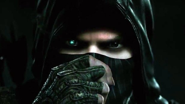 Thief - Render-Trailer »Aus den Schatten«