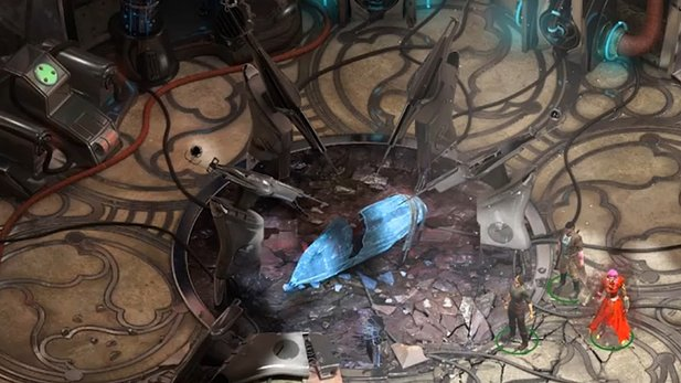 Torment: Tides of Numenera - Early-Access-Trailer