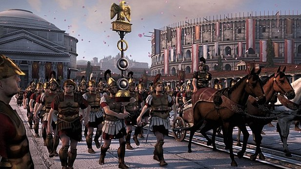 Total War: Rome 2 - Vorschau-Video