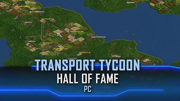 Hall of Fame-Video zu Transport Tycoon