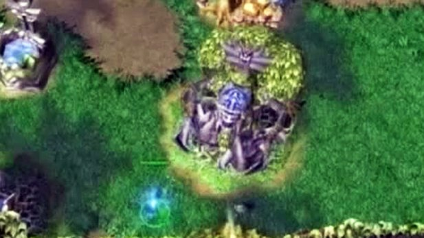 WarCraft 3: Reign of Chaos - Video-Special: Multiplayer-Duell