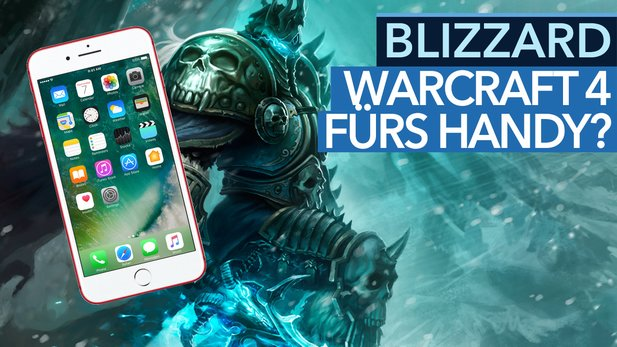 Warcraft 4 wird kein Handyspiel - Video-Talk: Blizzards ambitionierte Mobile-Pläne