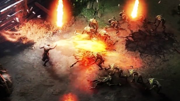 Wolcen: Lords of Mayhem - Beta-Trailer: CryEngine-Diablo wird noch hübscher