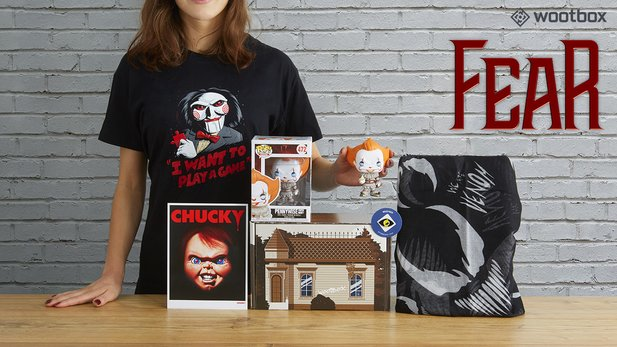 Das perfekte Merch für jede Halloween Party in der Wootbox!