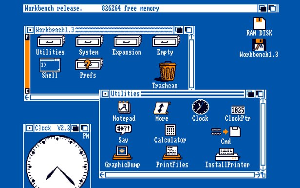 Workbench (Amiga)