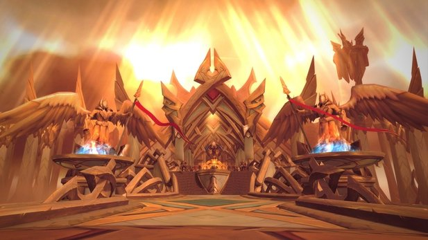 World of Warcraft: Legion - Dungeon: Die Hallen der Tapferkeit (Live-Stream)