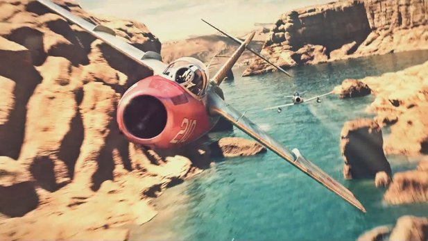 World of Warplanes - Render-Video zum Start der Open-Beta-Phase