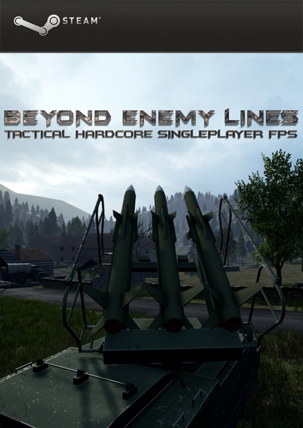 Cover zu Beyond Enemy Lines