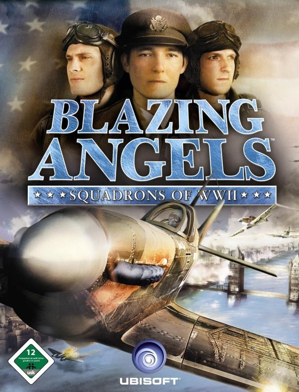 Cover zu Blazing Angels: Squadrons of WWII