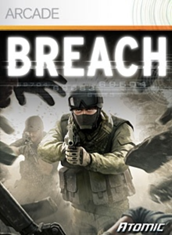 Cover zu Breach