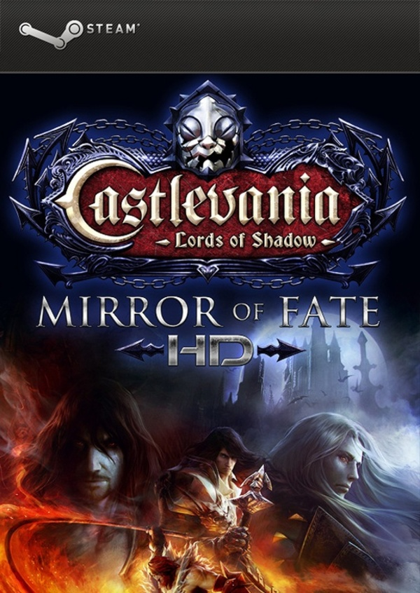 Cover zu Castlevania: Lords of Shadow - Mirror of Fate HD