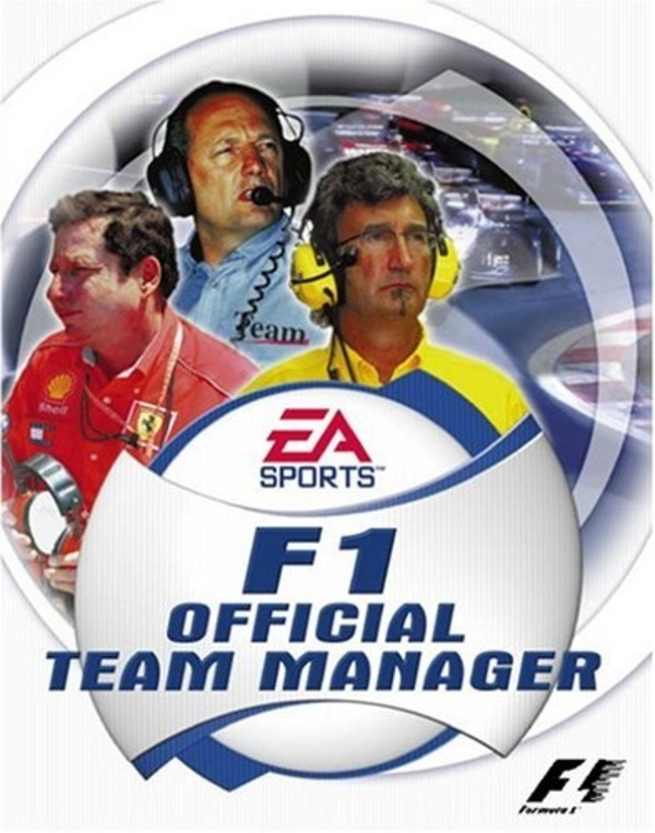 Cover zu F1 Official Team Manager