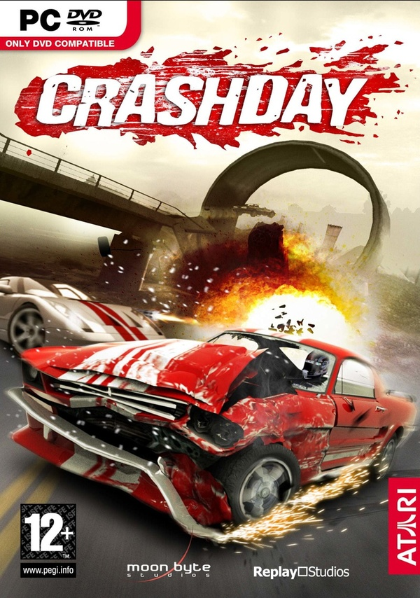 Cover zu Crashday