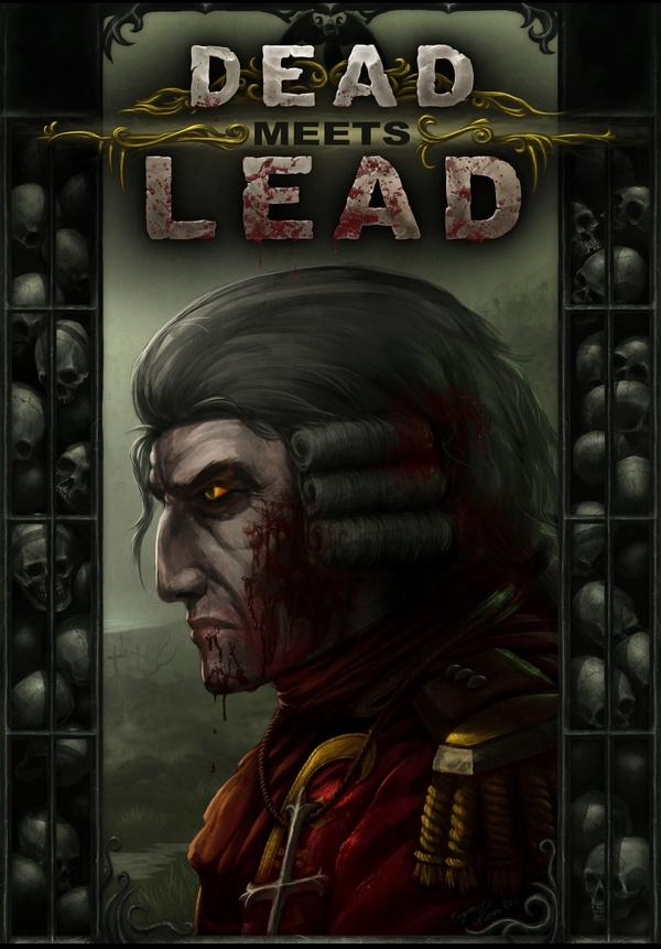 Cover zu Dead meets Lead