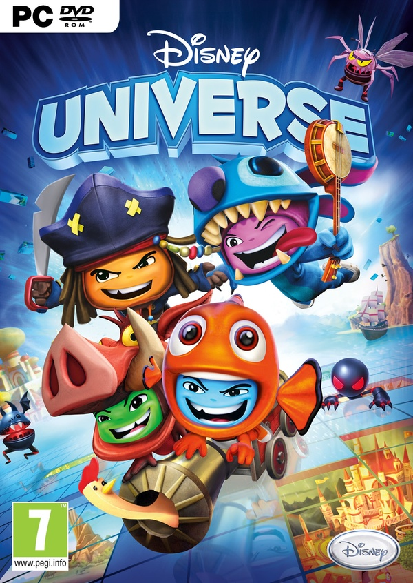 Cover zu Disney Universe