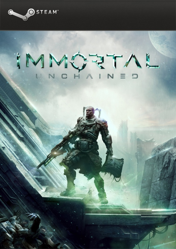 Cover zu Immortal: Unchained
