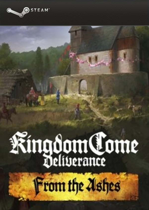 Cover zu Kingdom Come: Deliverance - From the Ashes