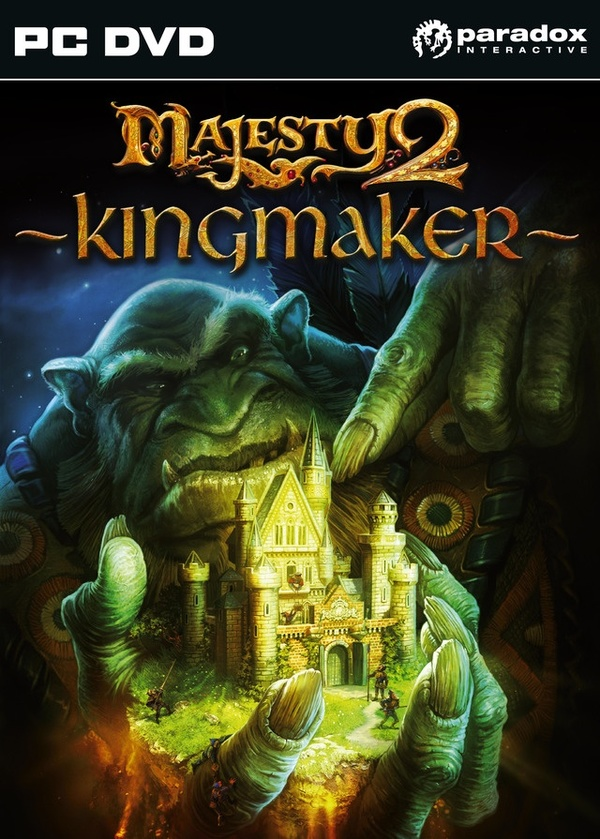 Cover zu Majesty 2: Kingmaker