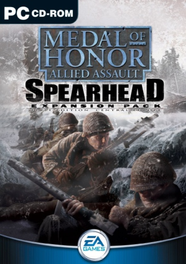 Cover zu Medal of Honor: Allied Assault - Spearhead
