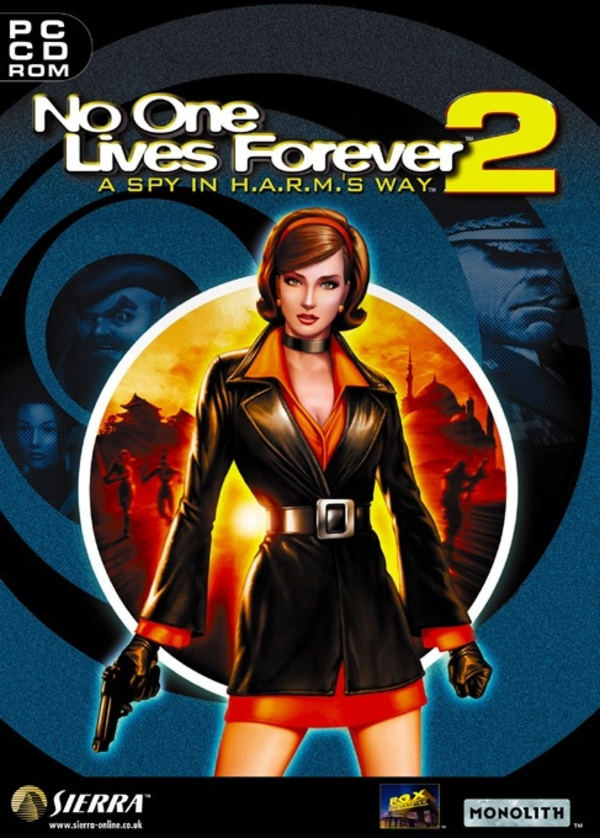 Cover zu No One Lives Forever 2: Agentin in geheimer Mission