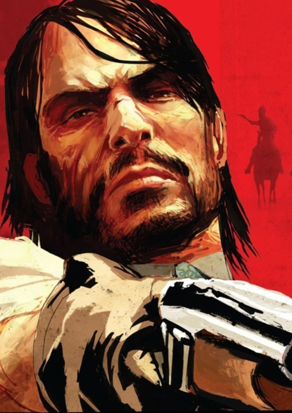 Cover zu Red Dead Redemption
