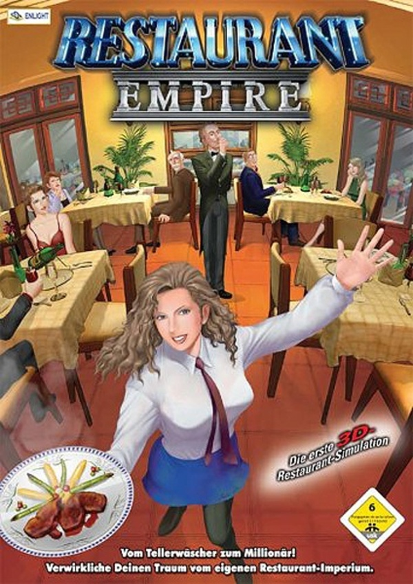 Cover zu Restaurant Empire