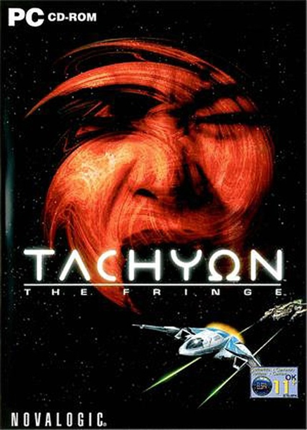 Cover zu Tachyon: The Fringe