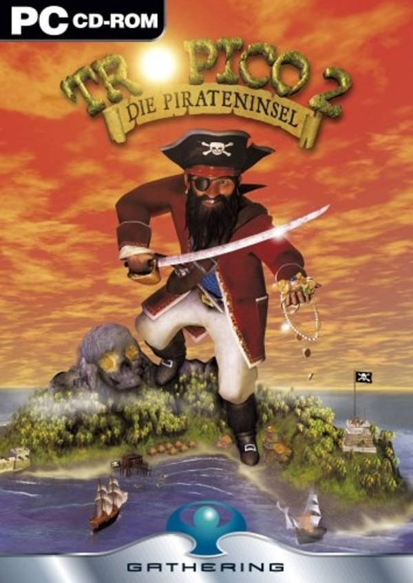 Cover zu Tropico 2: Die Pirateninsel