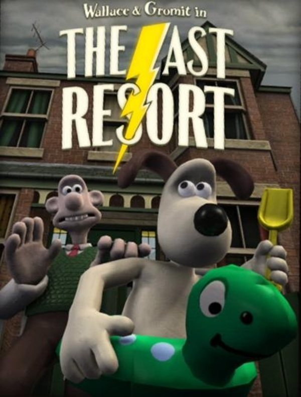 Cover zu Wallace & Gromit: The Last Resort