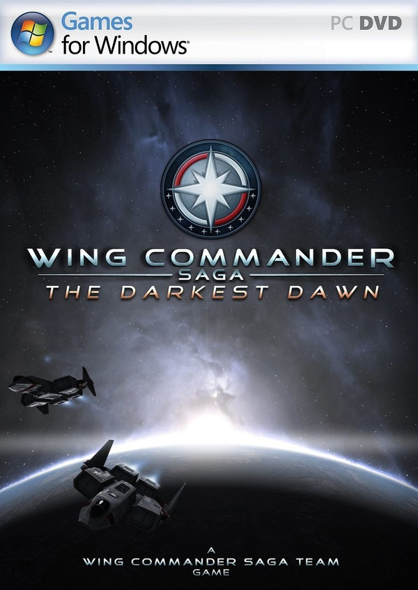 Cover zu Wing Commander Saga