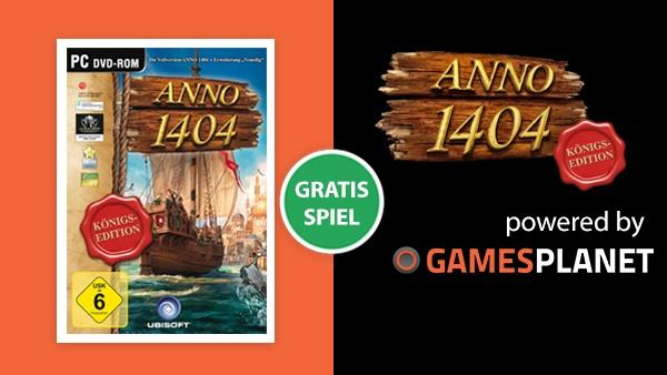 Anno 1404: Königsedition gratis bei GameStar Plus - Baut euer Imperium auf