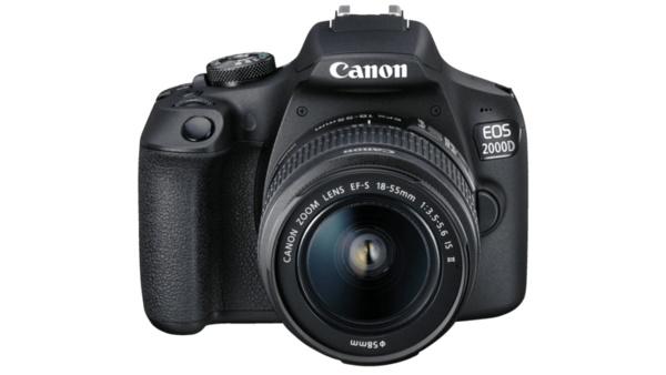 Canon EOS 2000D für 299 € – Angebote & Deals bei MediaMarkt