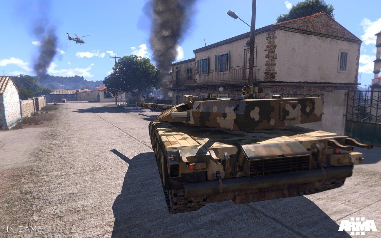 ARMA 3 - Beta-Update bringt Unterstützung für Steam Workshop