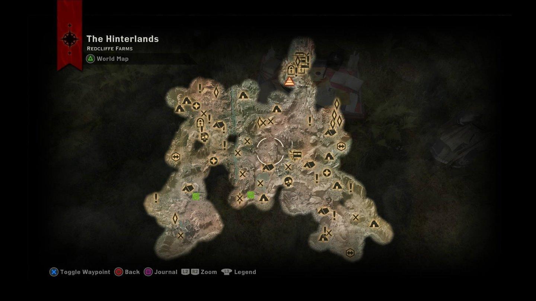 Die Welt von Dragon Age: Inquisition - Die Open-World-Krankheit