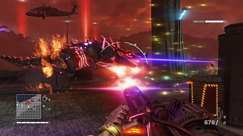 Far Cry 3 Blood Dragon Im Test Ein Herz Fur Drachen