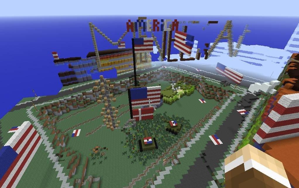 Minecraft Spieler Sprengen DänemarkNachbildung Und Platzieren US - Minecraft spieler melden