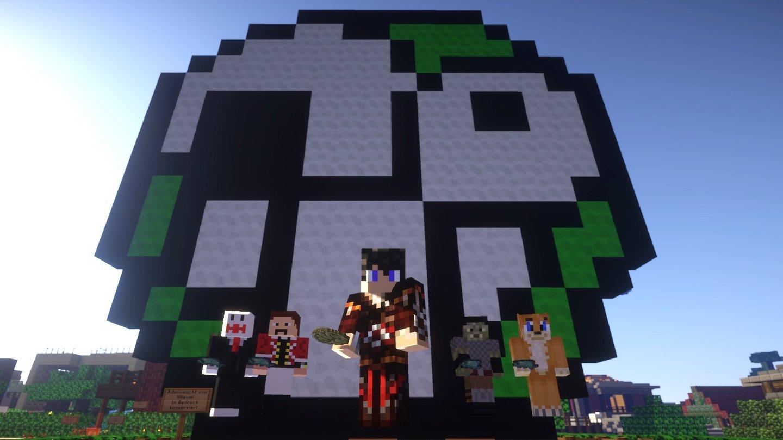 Minecraft Im Test Das Verflixte Siebte Jahr GameStar - Minecraft spieler nach hause teleportieren