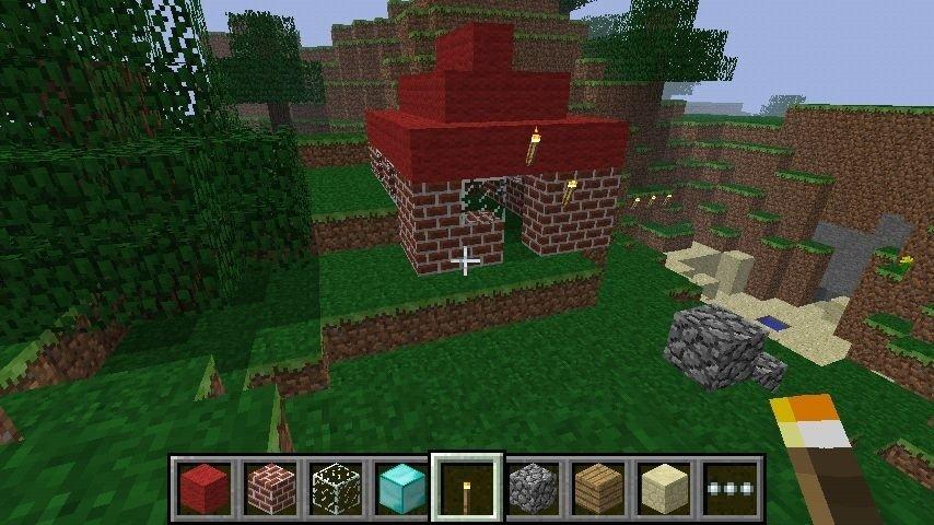 Minecraft Pocket Edition SurvivalModus Jetzt Auch In Der Handy - Minecraft pocket edition jetzt spielen