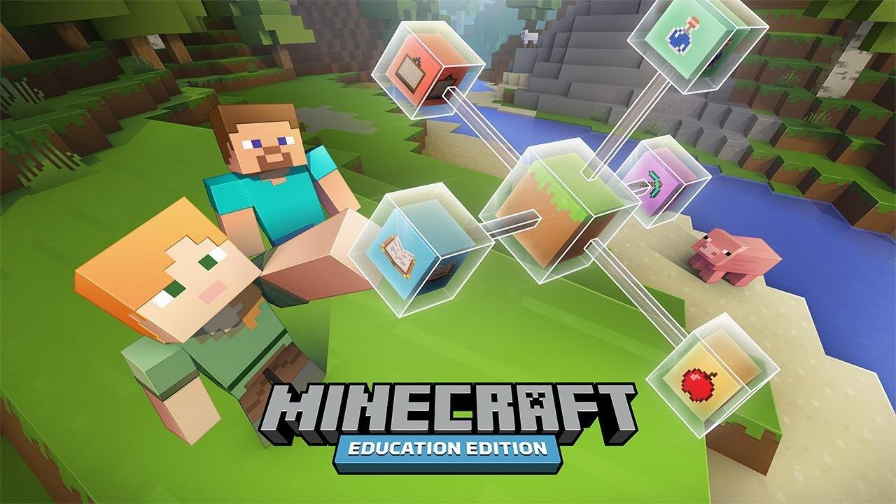 Minecraft Education Edition Mojang Und Microsoft Entwickeln - Minecraft spielen lernen