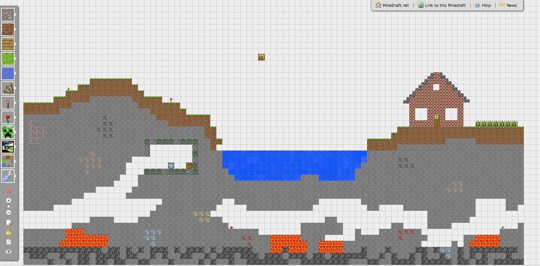 minecraft so entsteht ein minecraft gro projekt gamestar. Black Bedroom Furniture Sets. Home Design Ideas