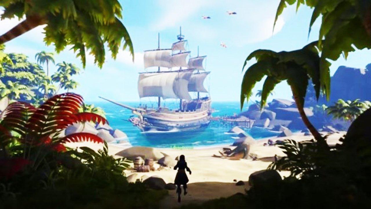 Sea of Thieves - Erhält »speziellen« Grafikmodus mit 540p und 15 FPS ...