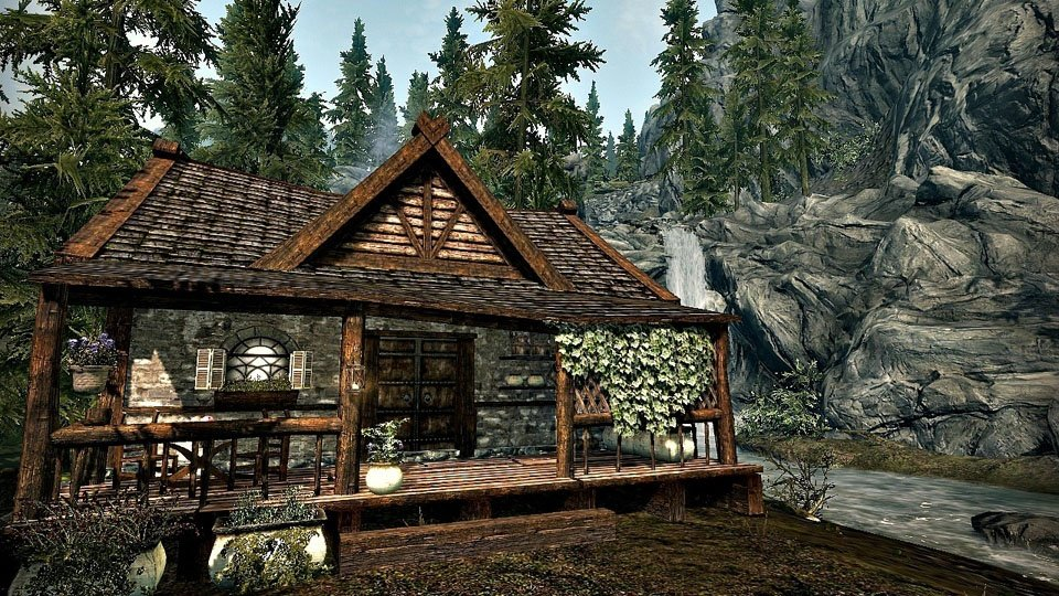 skyrim die besten h user mods top immobilien aus der community gamestar. Black Bedroom Furniture Sets. Home Design Ideas