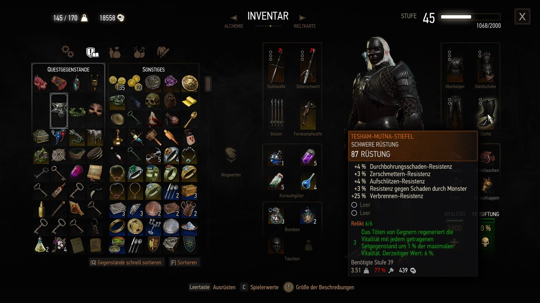 The Witcher 3 Blood And Wine Im Test Das Witcher Kronjuwel Gamestar