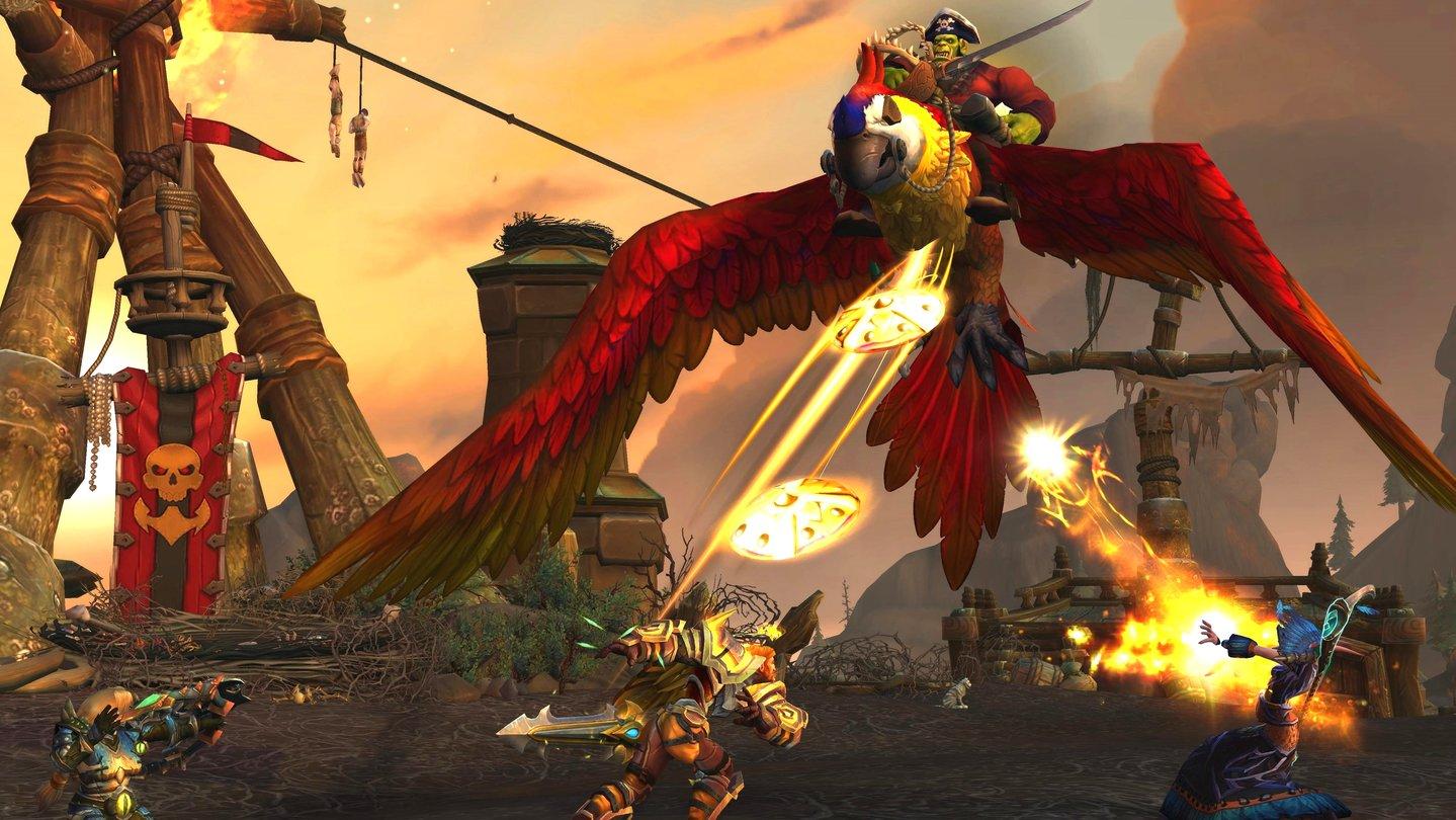Wow Battle For Azeroth Mythic Guide Mythisch Plus Erklärt